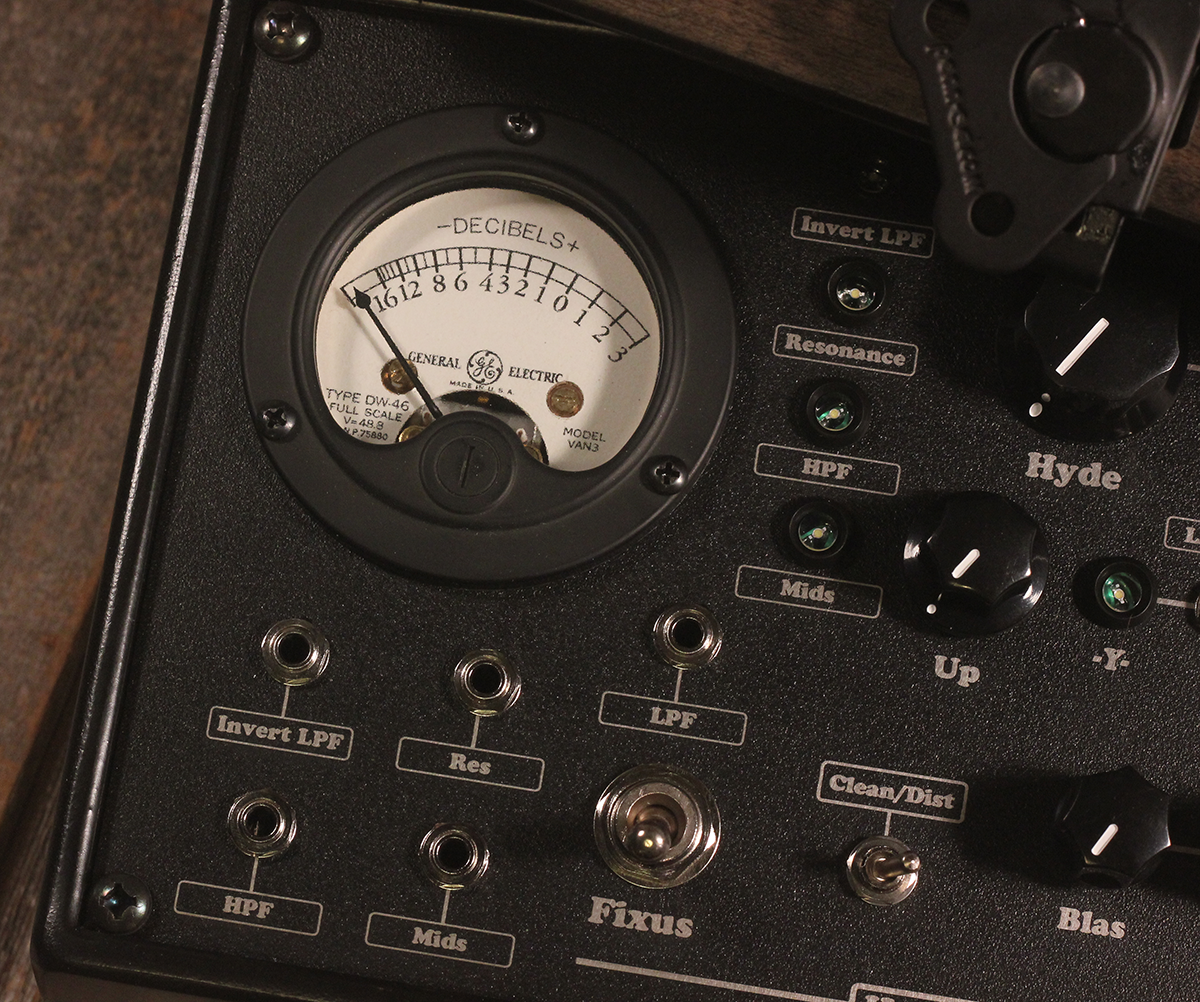 Hyde Distortion Filter In Stock – Retro Mechanical Labs
