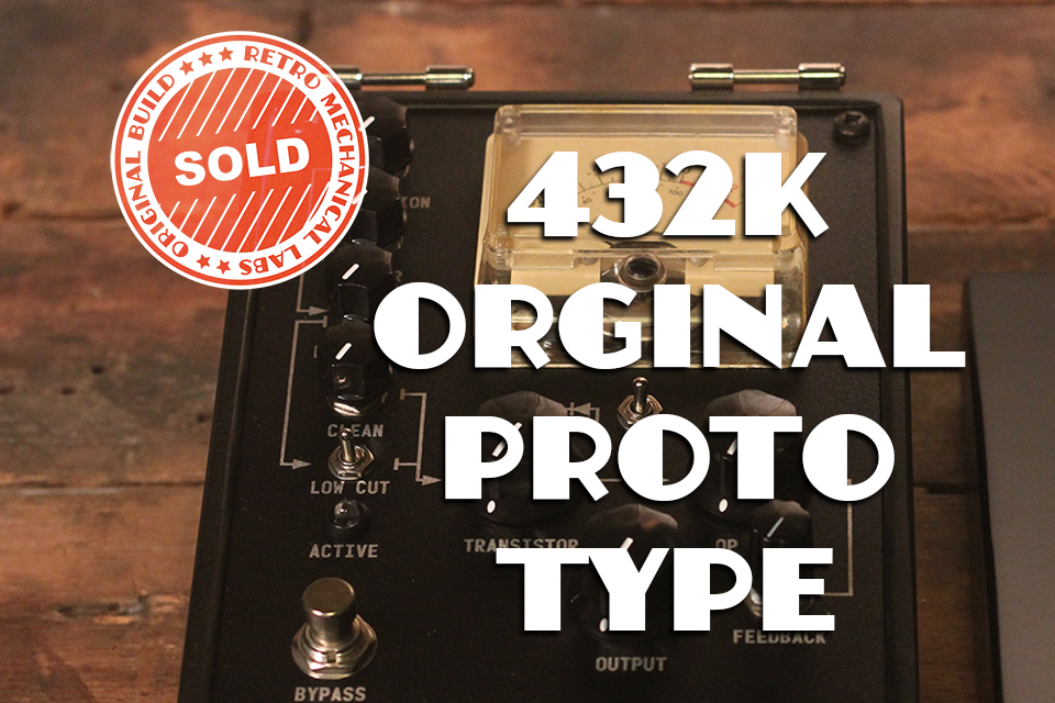 Original Prototype 432k